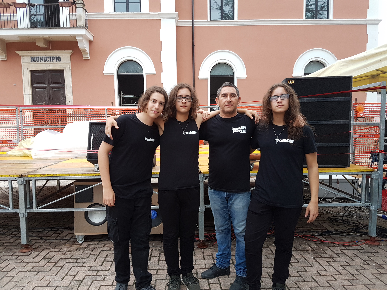 I Bad Medicine Rock Band approdano al Sanremo Rock per la regione Abruzzo