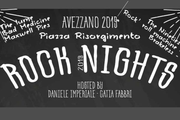 rock nights avezzano