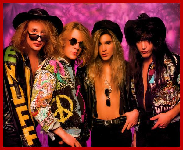 Gli Enuff Z'nuff, storia di un crescente successo del gruppo hair metal d'eccellenza